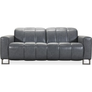Motion Loveseat with Power Headrest