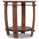 Hooker Furniture Glen Hurst End Table - Item Number: 5513-80116-MWD