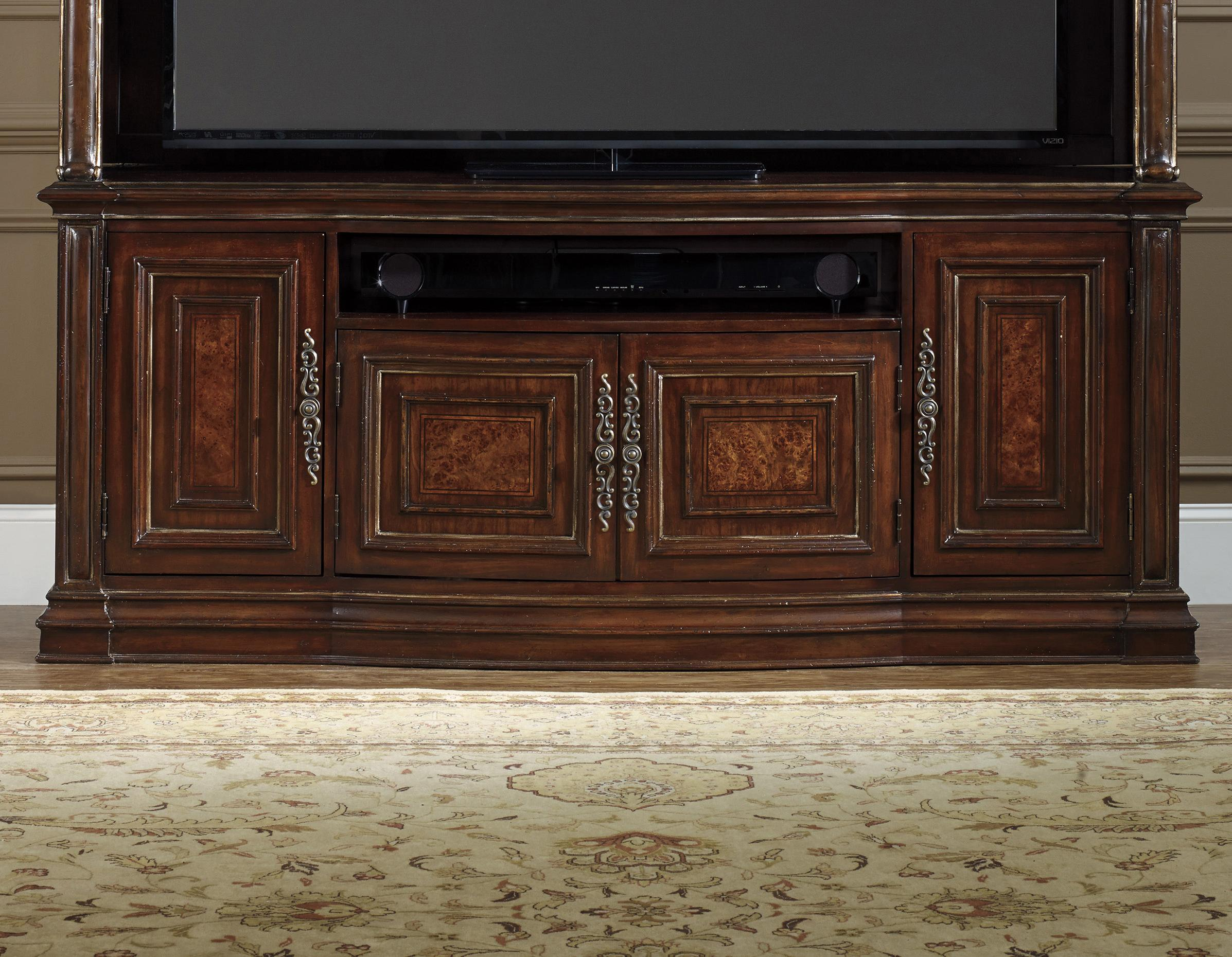 Hooker Furniture Grand Palais Entertainment Console - Item Number: 5272-70456