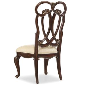 Hamilton Home Grand Palais Splat Back Side Chair