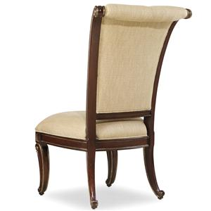 Hamilton Home Grand Palais Upholstered Side Chair