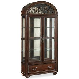 Hooker Furniture Grand Palais Display Cabinet
