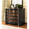Hooker Furniture Grandover 2-Drawer Locking Lateral File