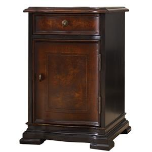Hooker Furniture Grandover Chairside Chest