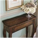 Hooker Furniture Seven Seas Rectangular Accent Table - Beautiful Table Top Design