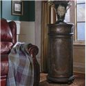 Hooker Furniture Seven Seas Tall Round Accent Cabinet