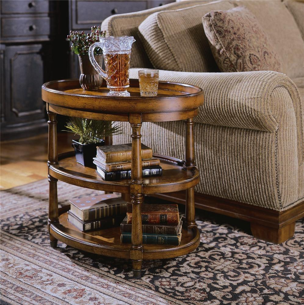 Accents End Table by Hooker Furniture at Baer's Furniture