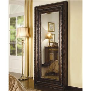 Hamilton Home Seven Seas Floor Mirror with Jewelry Storage