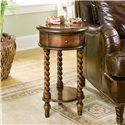 Hooker Furniture Seven Seas Round Accent Table - Item Number: 500-50-702