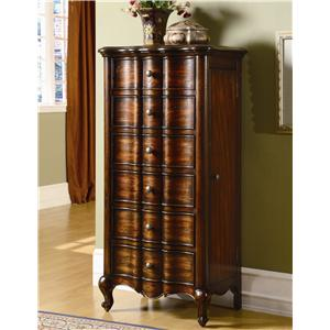 Hooker Furniture Seven Seas Jewelry Armoire