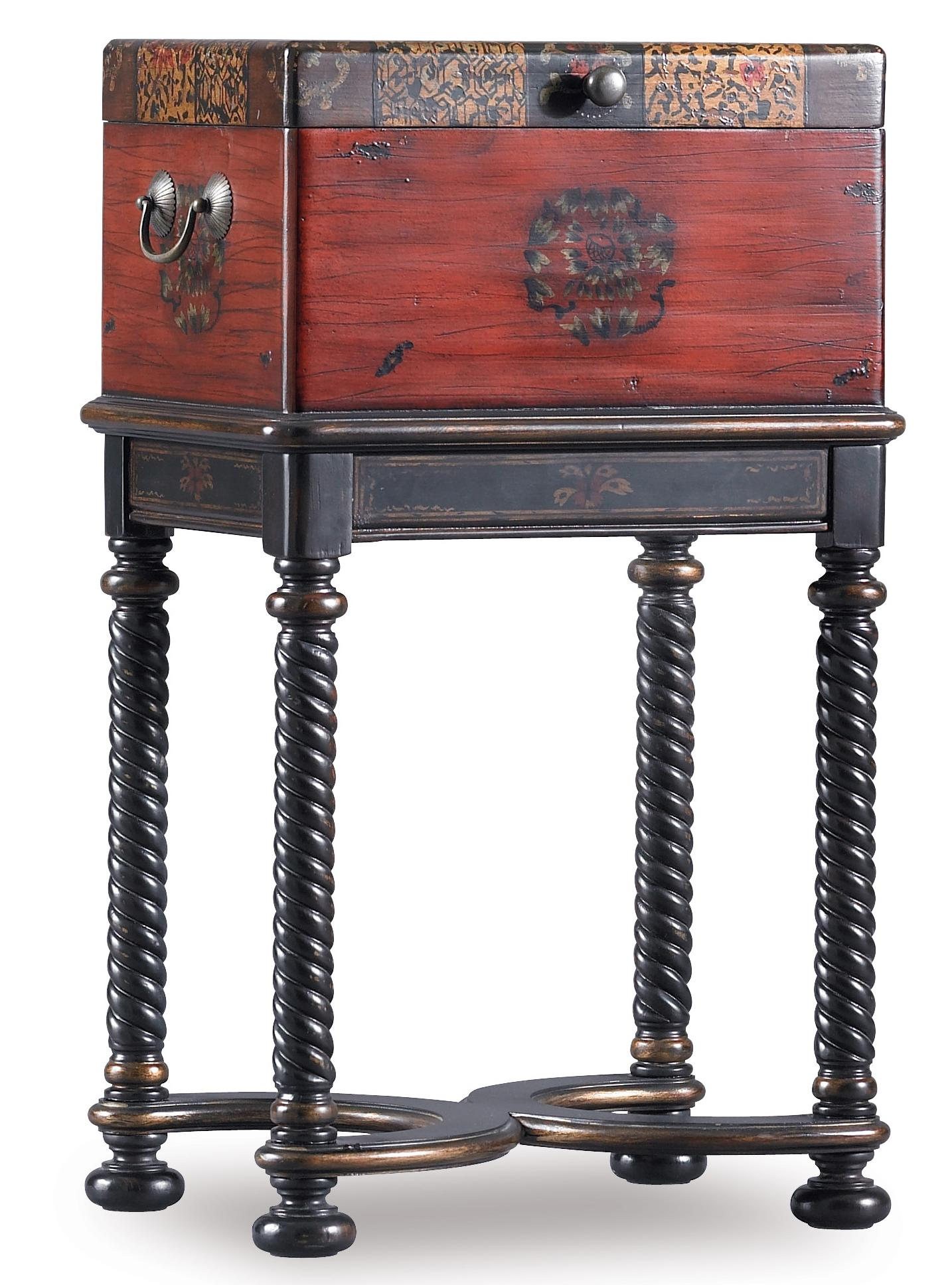 Hamilton Home Seven Seas Dynasty Box on Stand - Item Number: 500-50-774