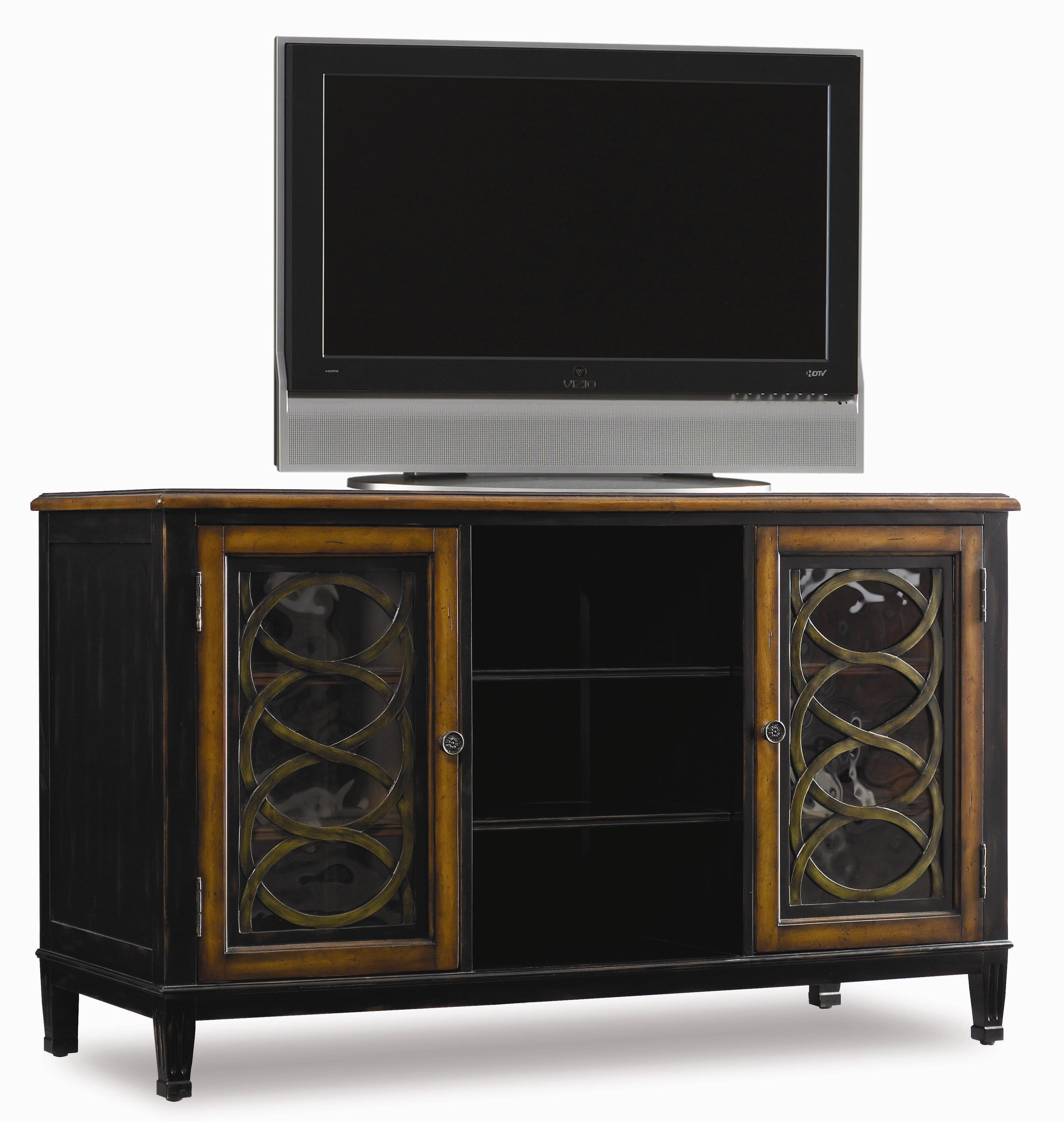 Hamilton Home Seven Seas Entertainment Console - Item Number: 500-55-114