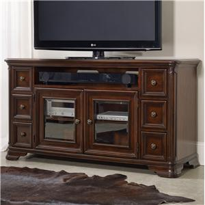 Hooker Furniture Haddon Hall 64 Inch Entertainment Console