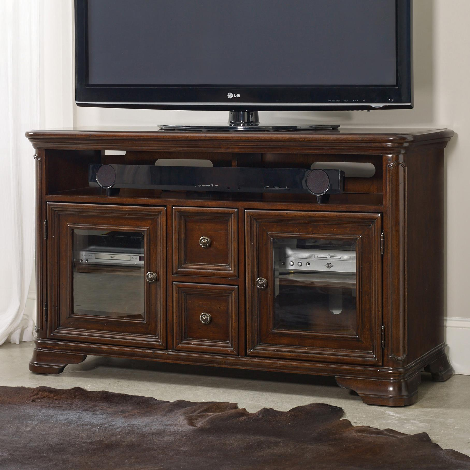 Hamilton Home Haddon Hall 54 Inch Entertainment Console - Item Number: 5238-55459