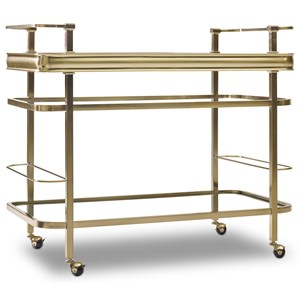Hooker Furniture Highland Park Bar Cart