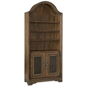 Hooker Furniture Hill Country Pleasanton Bunching Bookcase
