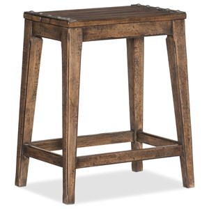 Medina Lake Backless Counter Stool
