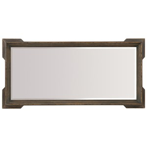Hooker Furniture Hill Country Macdona Floor Mirror