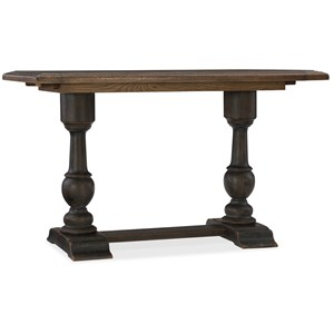 Hooker Furniture Hill Country Balcones Friendship Table with Leaves