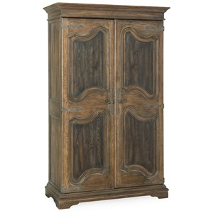 Hooker Furniture Hill Country Lakehills Wardrobe