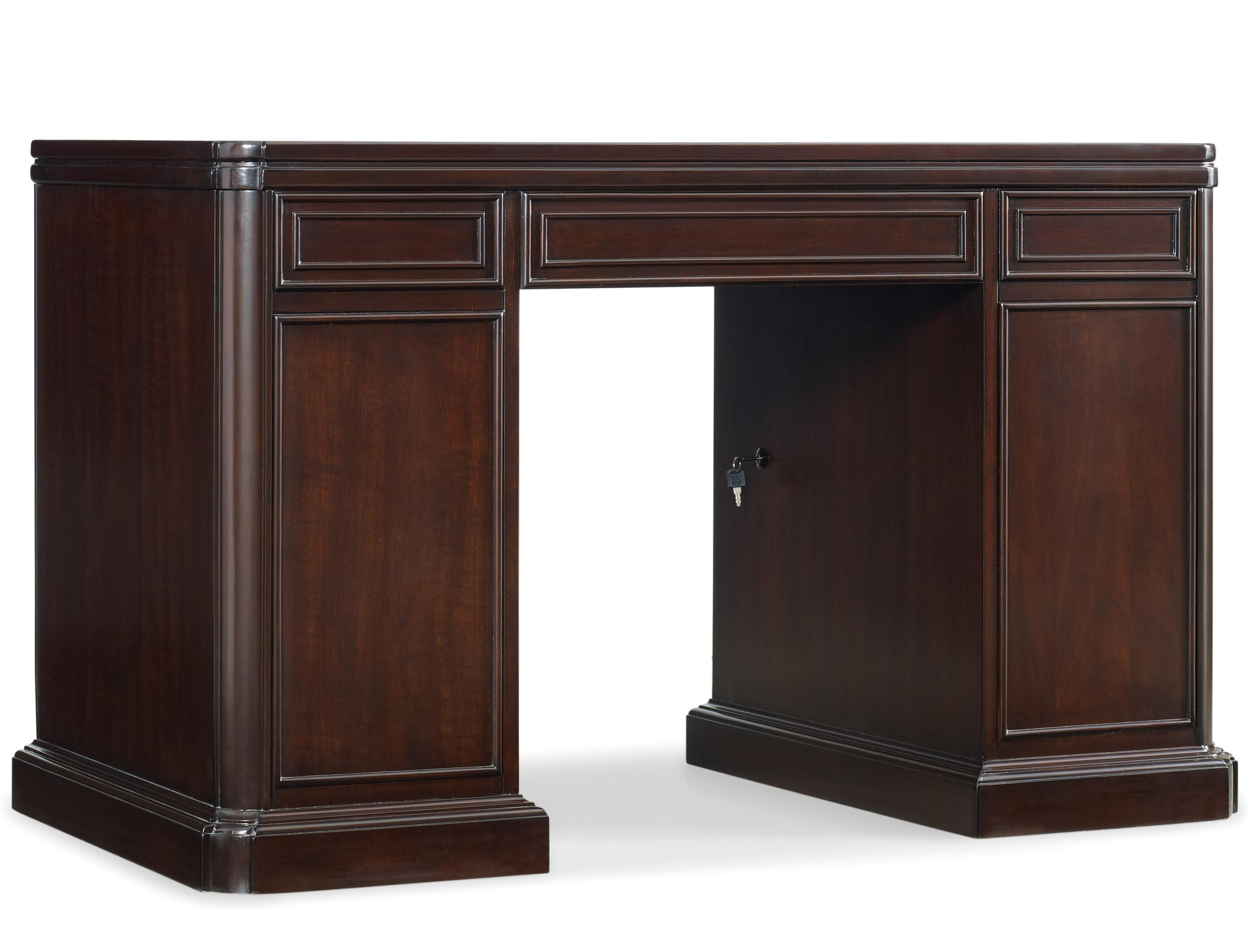 Hamilton Home Home Office Kneehole Desk - Item Number: 5083-10302