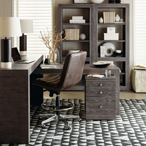Hooker Furniture House Blend Office Group