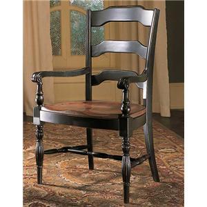 Hooker Furniture Indigo Creek Dining Arm Chair
