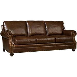 Hooker Furniture Jennings Stationary Sofa