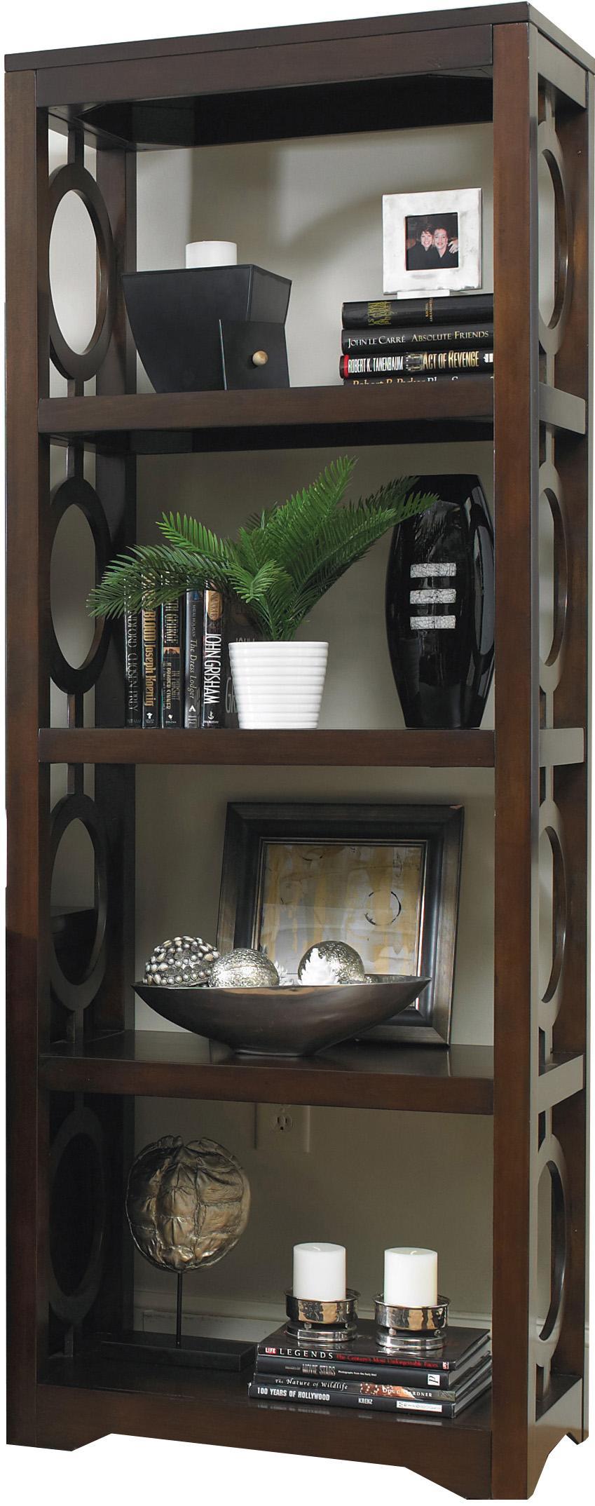 Hooker Furniture Kinsey Kinsey Etagere - Item Number: 5066-10443