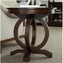 Hooker Furniture Kinsey Kinsey Round End Table - Item Number: 5066-80116
