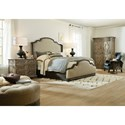 Hooker Furniture La Grange California King Bedroom Group - Item Number: 6960 CK Bedroom Group 1