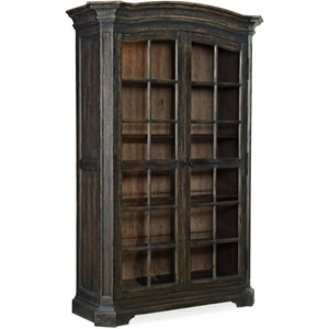 Mullins Prairie Display Cabinet