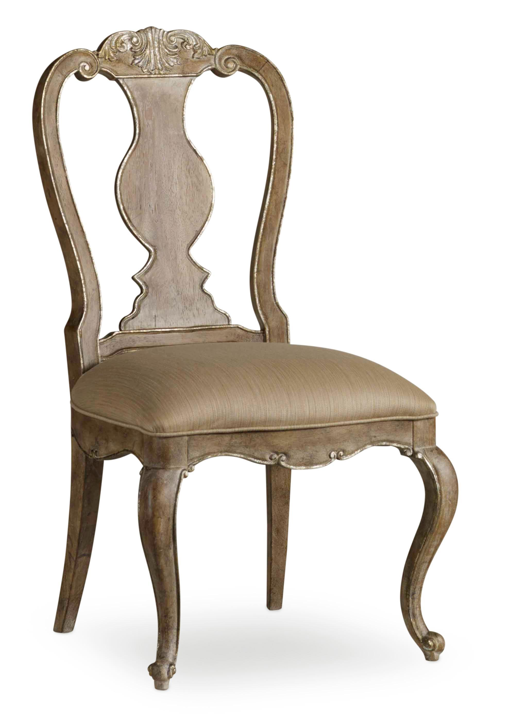 Hooker Furniture La Maison du Travial Urn Back Desk Chair - Item Number: 5435-30310