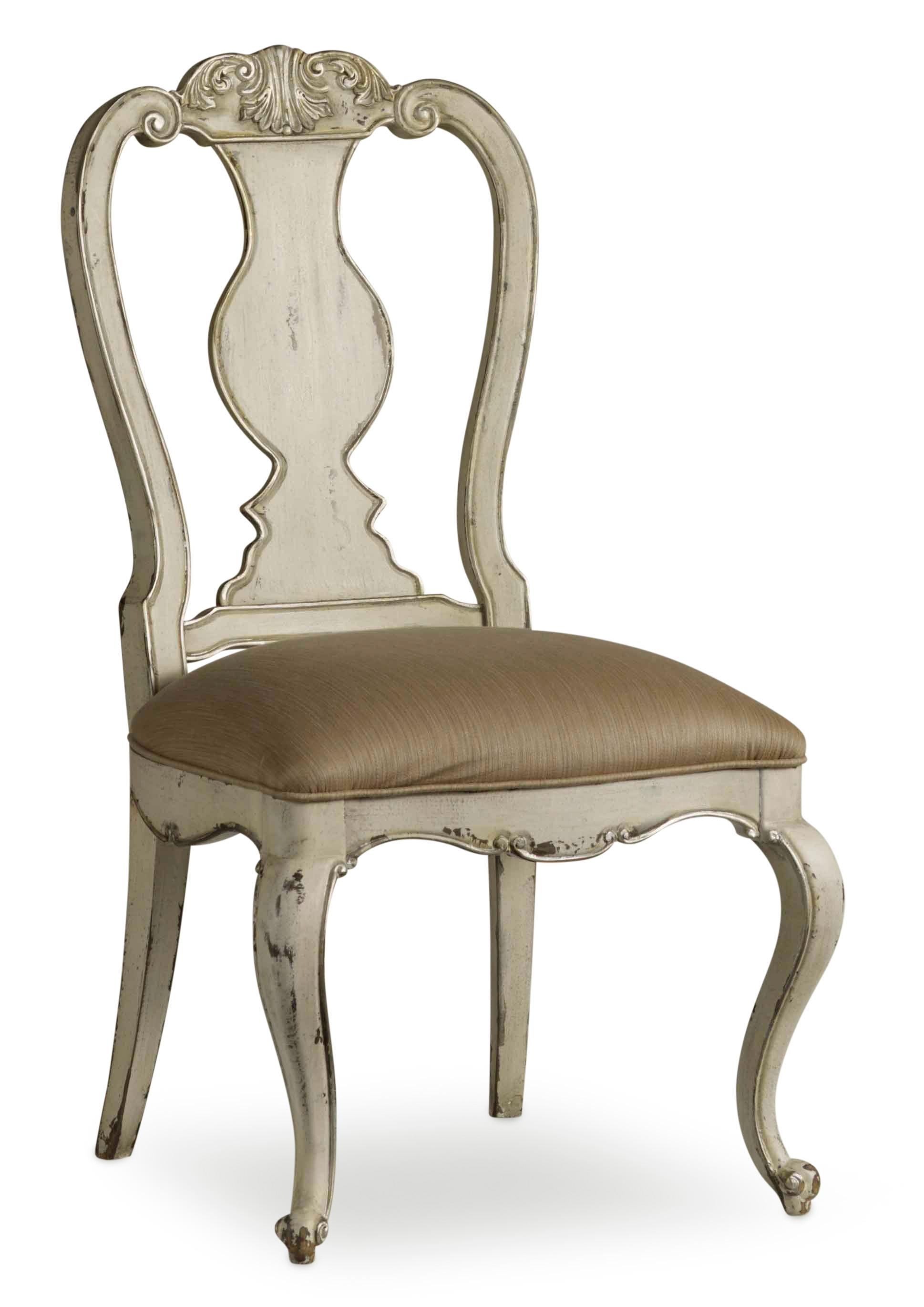 Hooker Furniture La Maison du Travial Urn Back Desk Chair - Item Number: 5437-30310