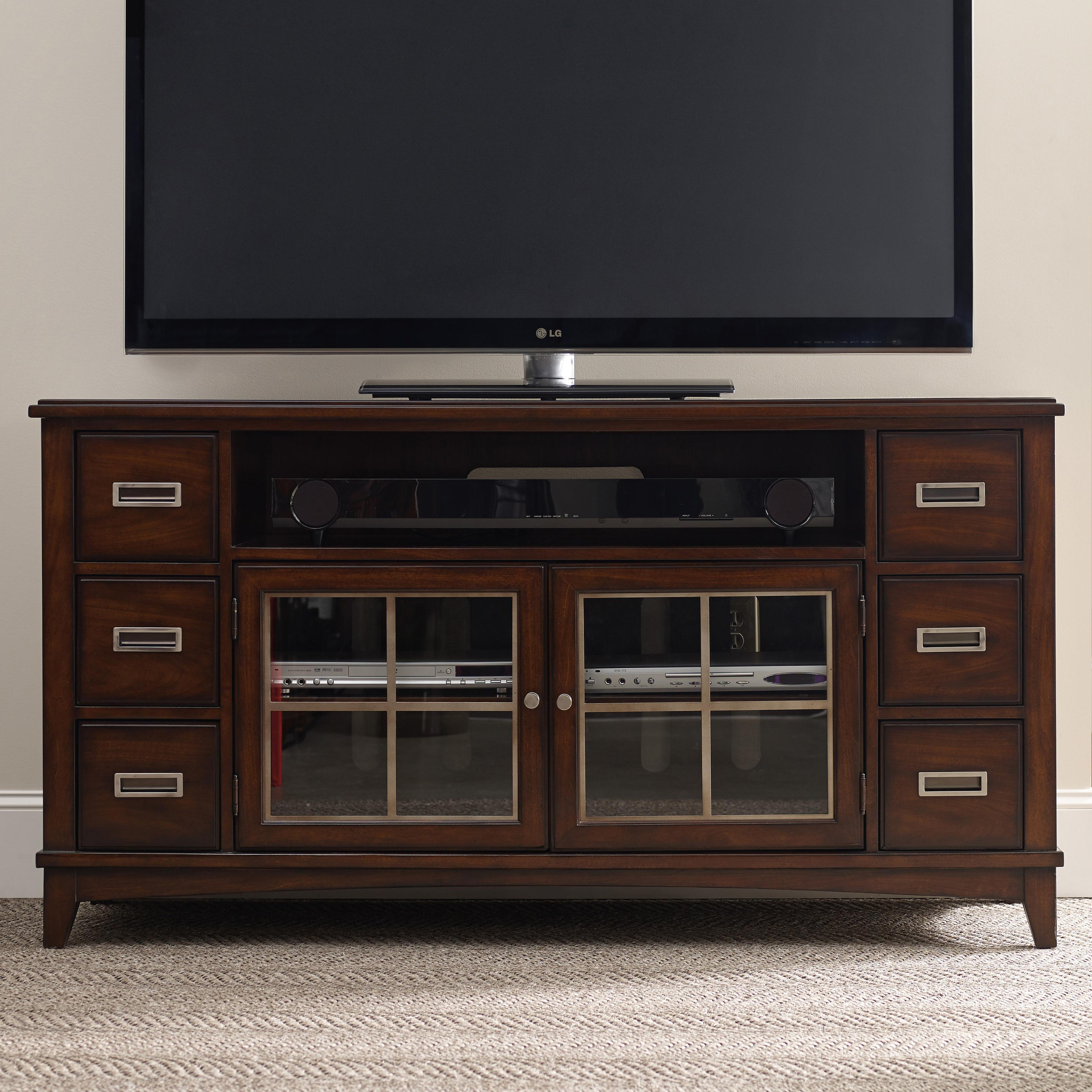 Hooker Furniture Latitude Entertainment Console - Item Number: 5167-55458