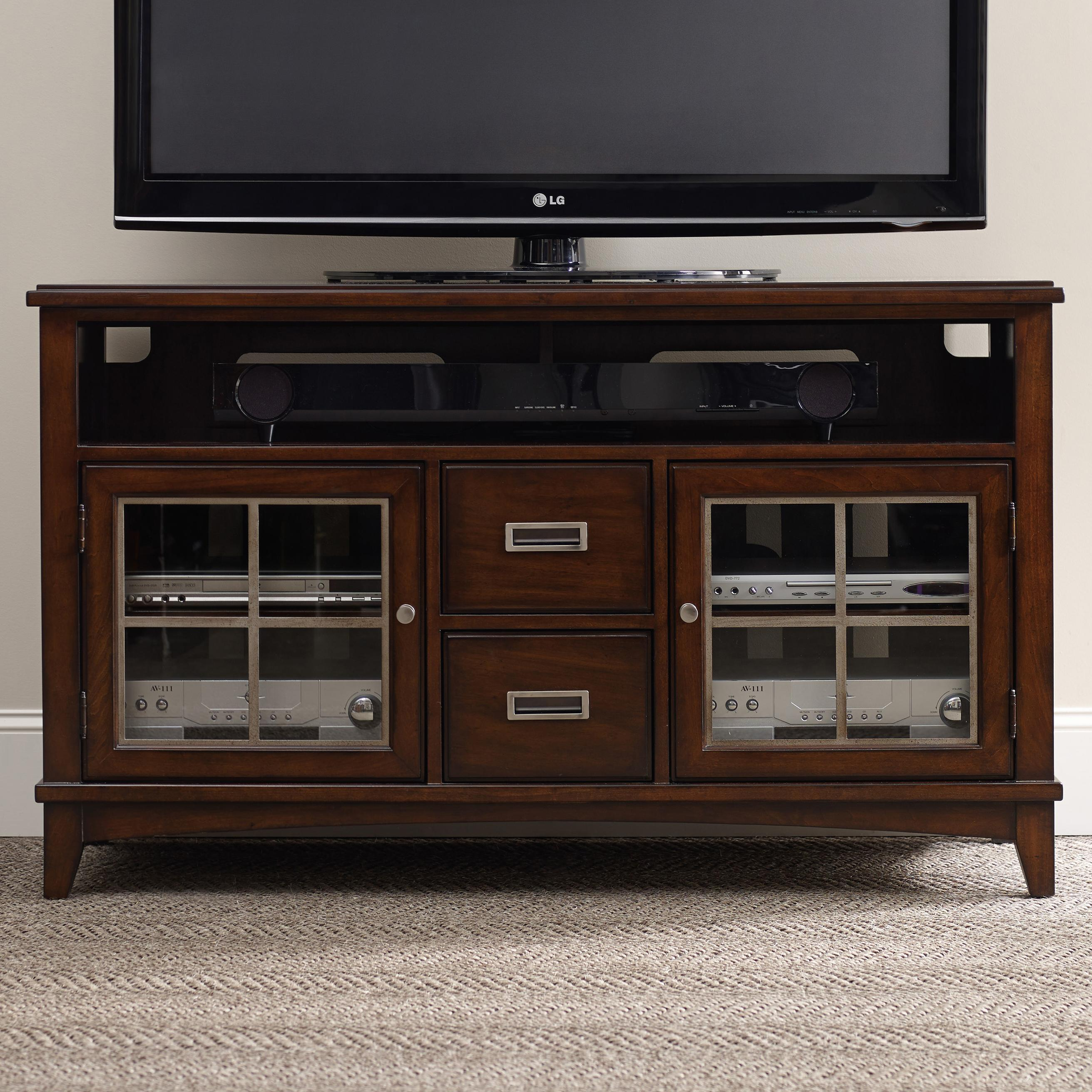 Hooker Furniture Latitude Entertainment Console - Item Number: 5167-55459