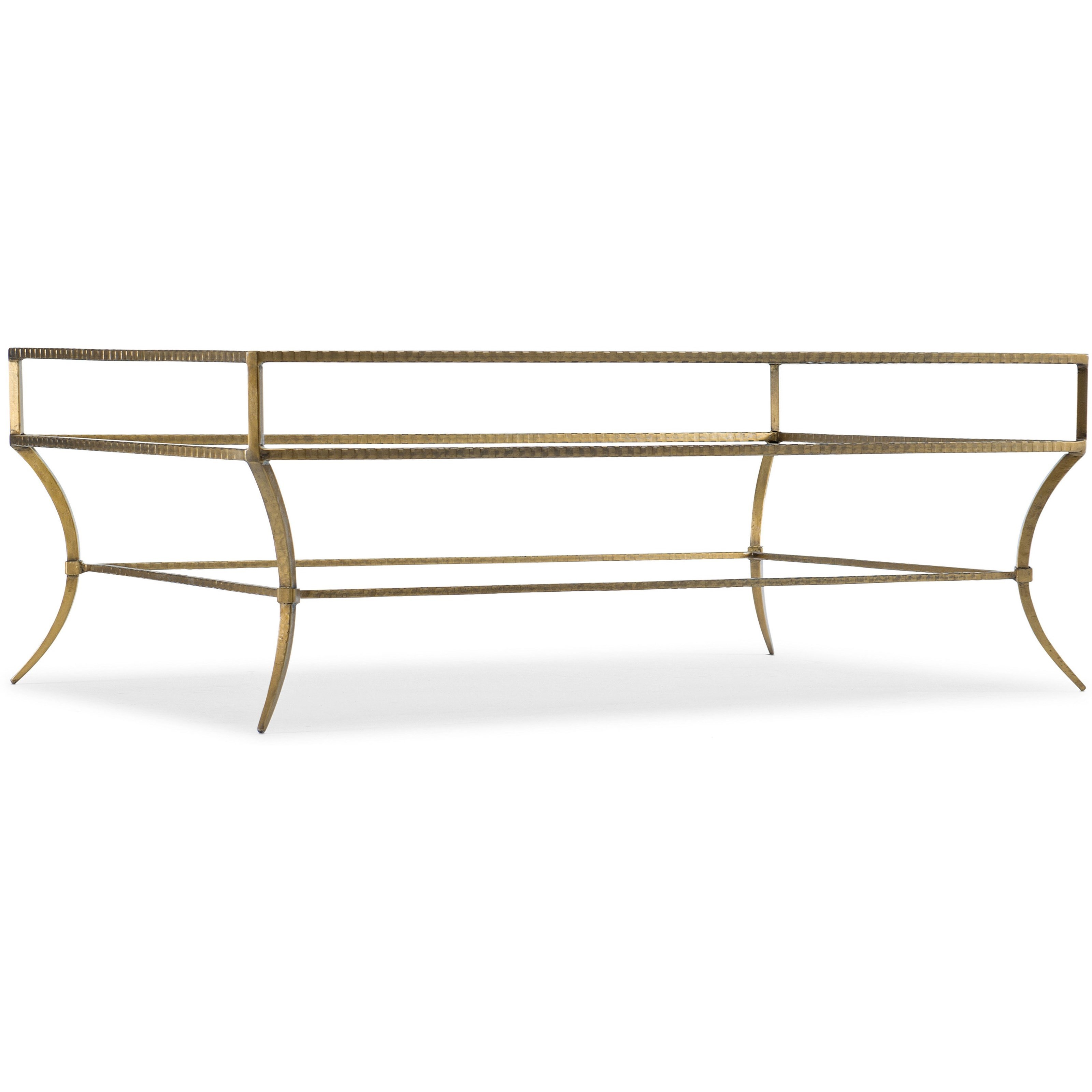 Laureng Cocktail Table by Hooker Furniture at Stoney Creek Furniture