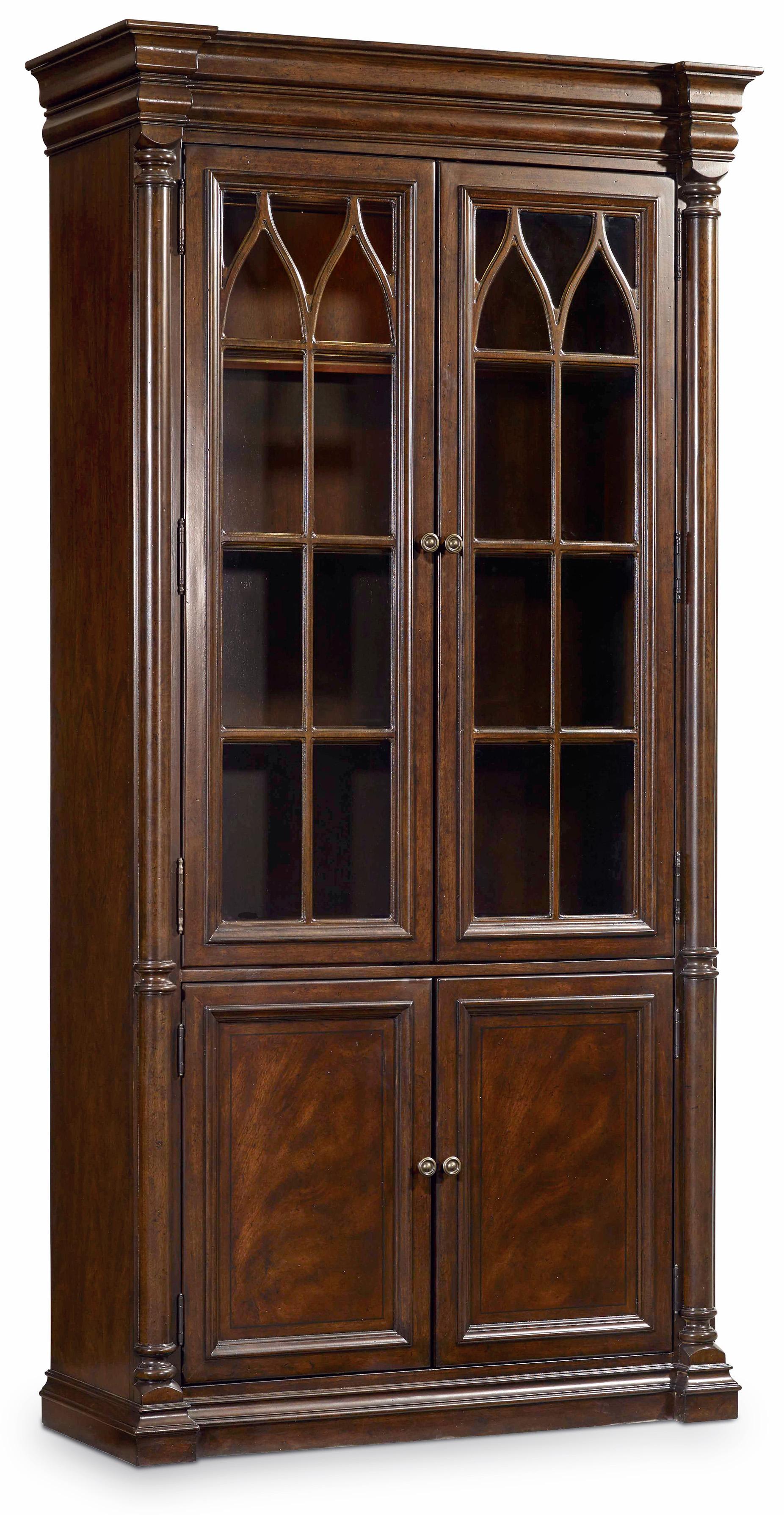 Hooker Furniture Leesburg Bookcase - Item Number: 5381-10447