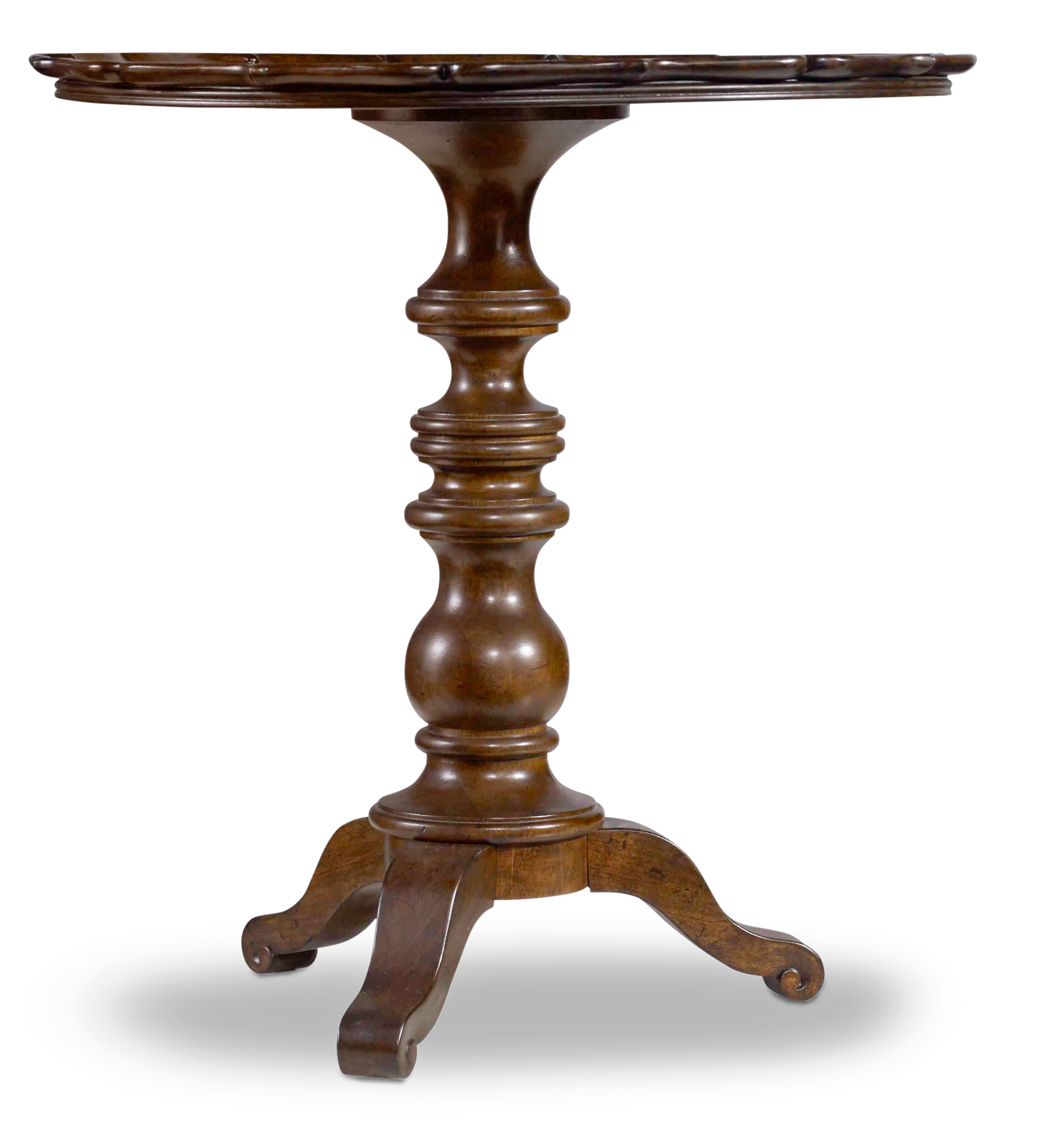Hooker Furniture Leesburg Round Accent Table - Item Number: 5381-50001