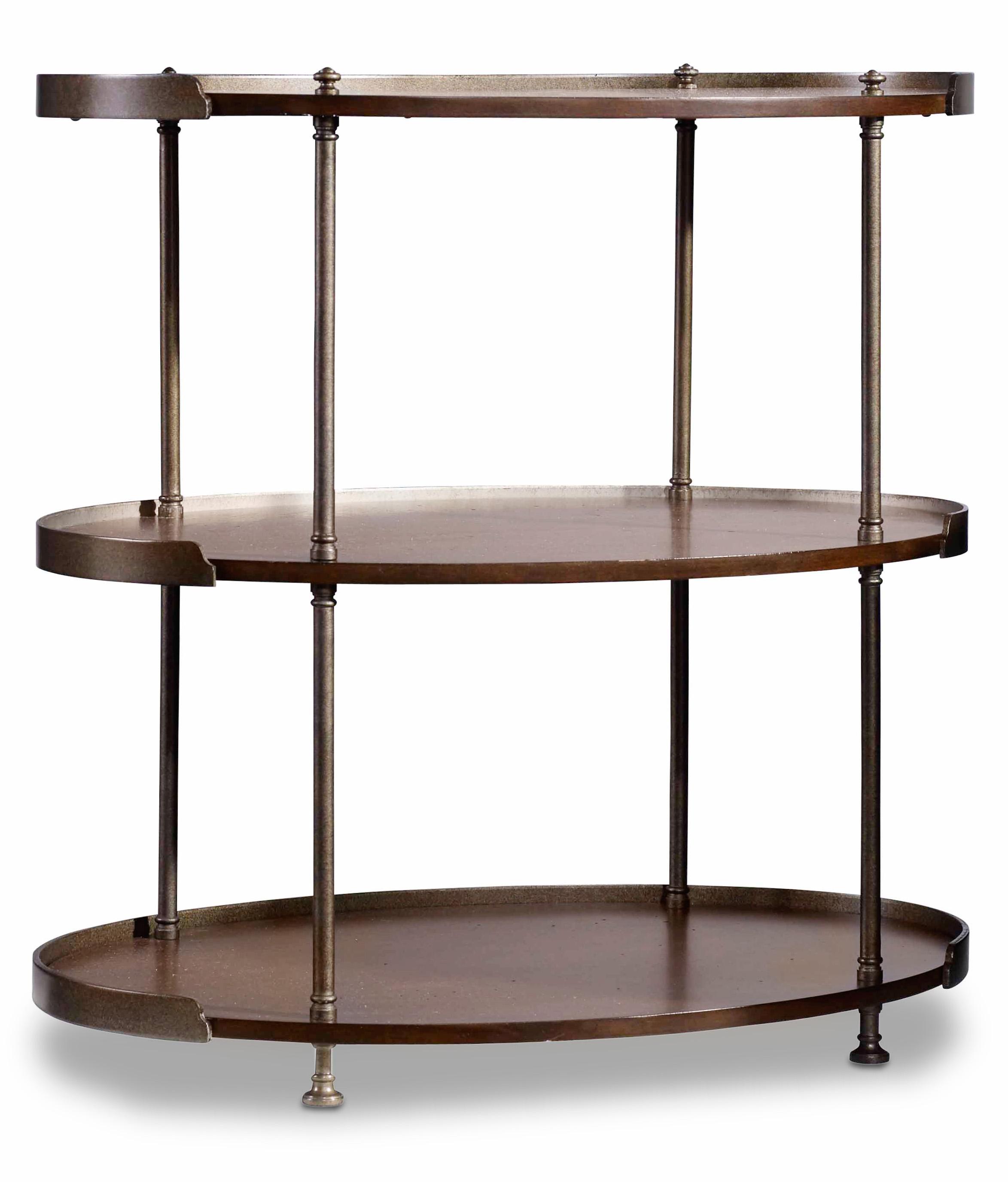 Hooker Furniture Leesburg Chairside Table - Item Number: 5381-50002