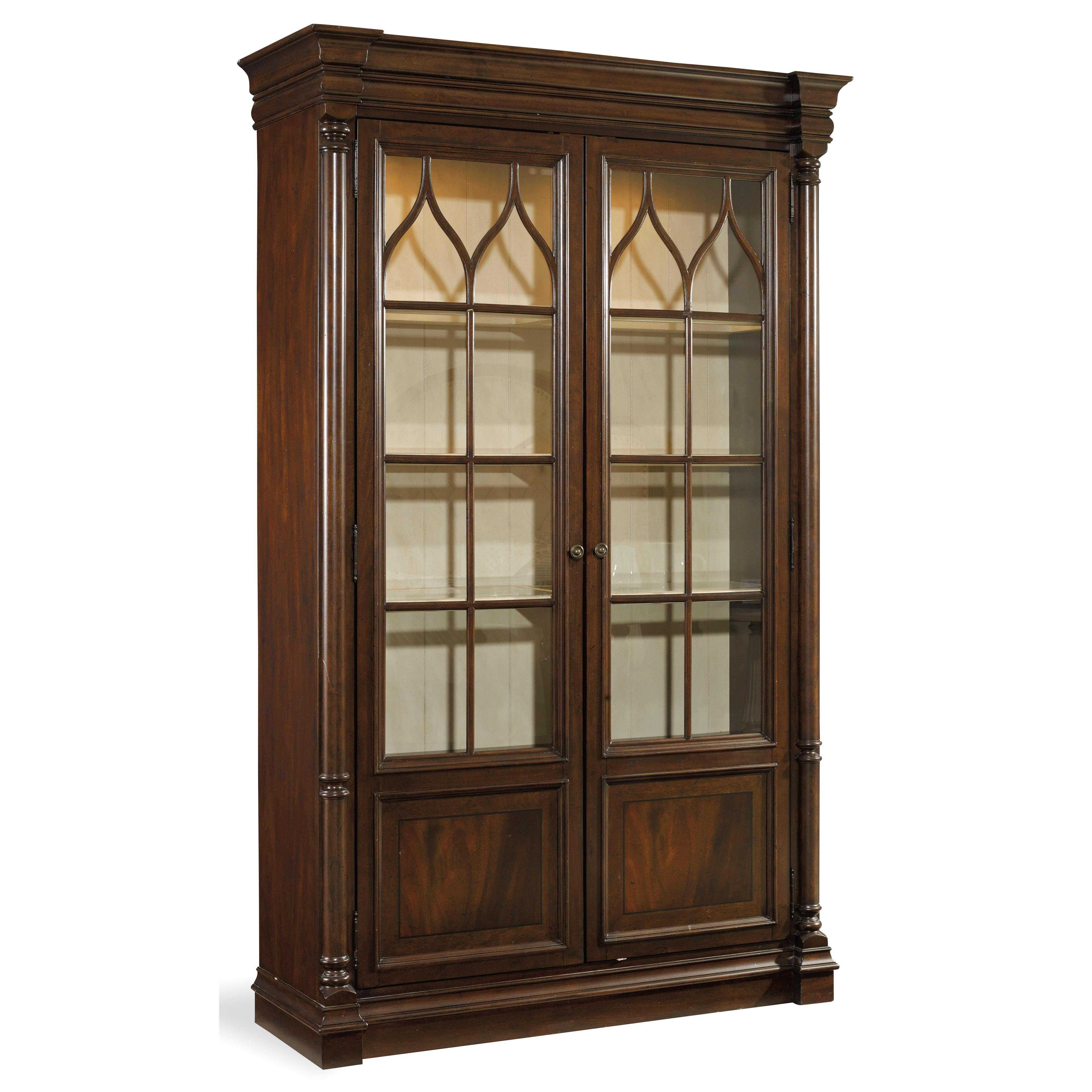 Hooker Furniture Leesburg Display Cabinet - Item Number: 5381-75906