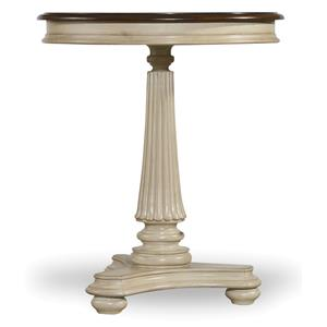 Hooker Furniture Leesburg Round Bedside Table