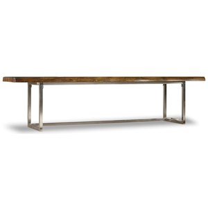 Hooker Furniture Live Edge Bench