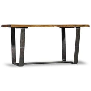 Hooker Furniture Live Edge Writing Desk