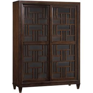 Hooker Furniture Ludlow Bunching Bookcase