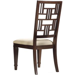 Hooker Furniture Ludlow Fretback Side Chair