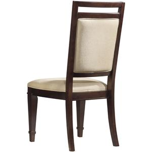 Hooker Furniture Ludlow Upholstered Back Side Chair