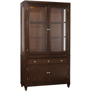 Hooker Furniture Ludlow Bunching China Cabinet
