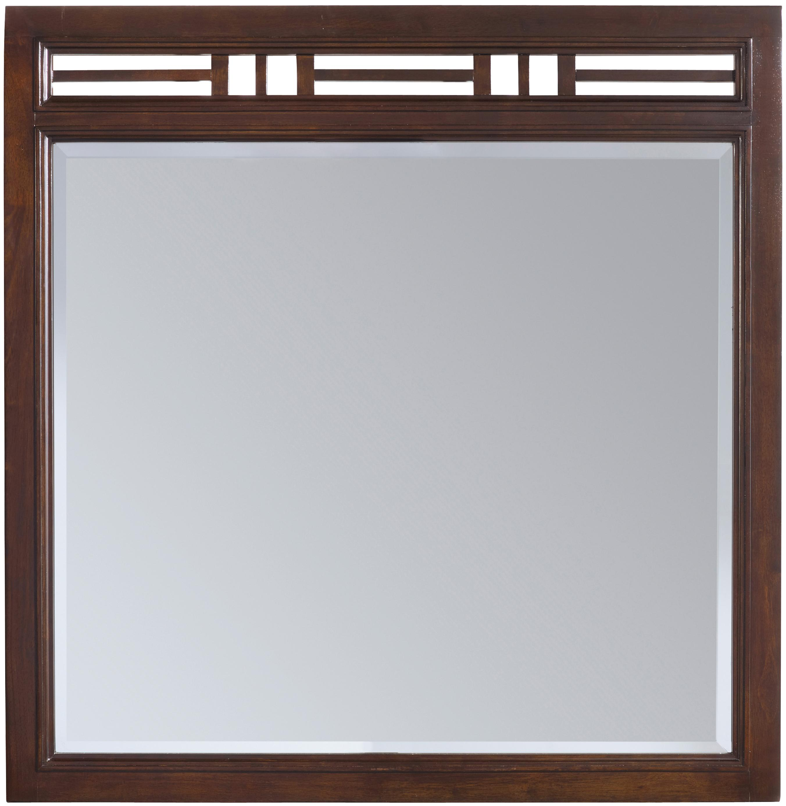 Hooker Furniture Ludlow Fretwork Mirror - Item Number: 1030-91009