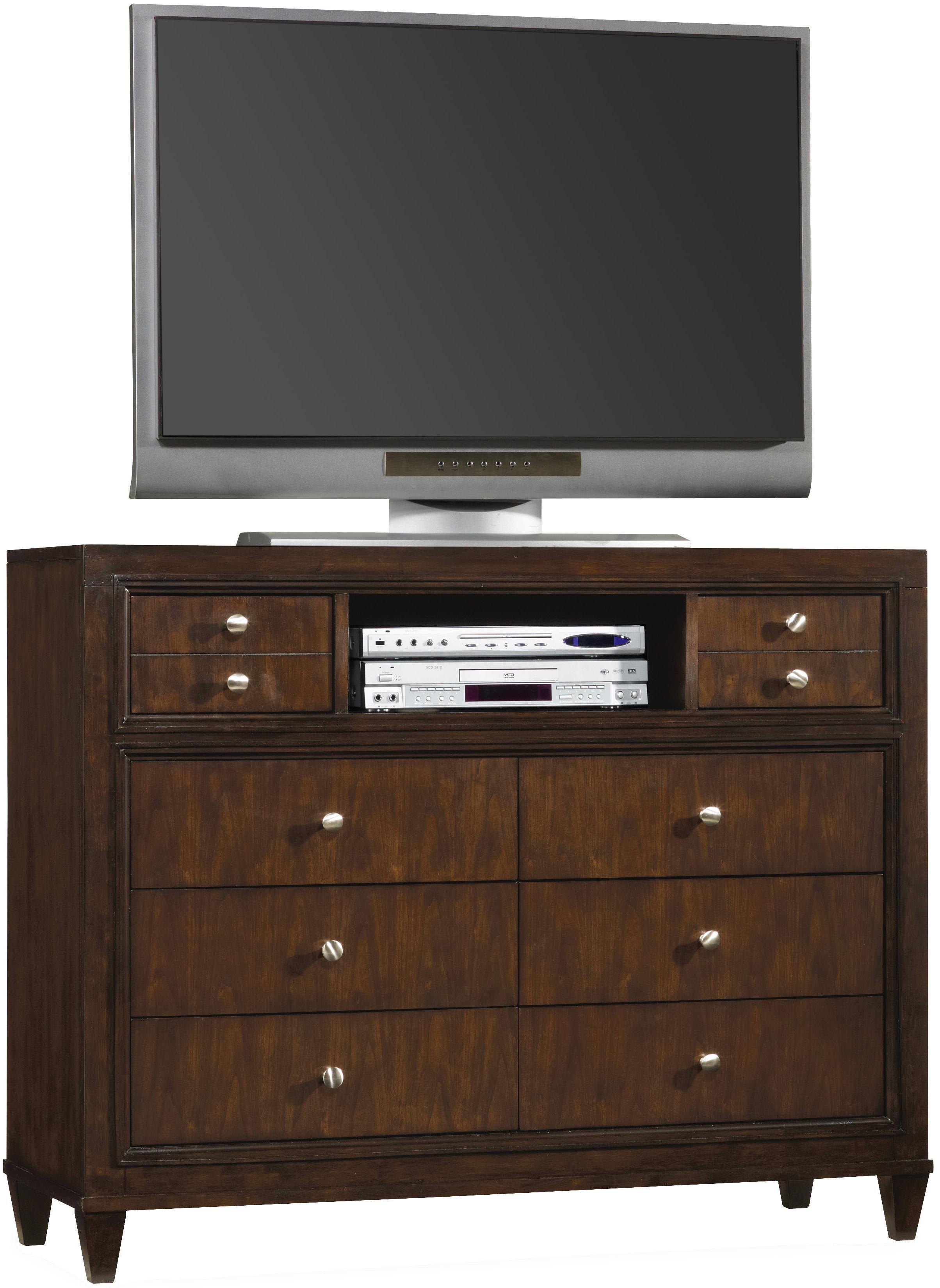 Hooker Furniture Ludlow Media Chest - Item Number: 1030-91117